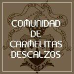 Botón Comunidad de Carmelitas Descalzos