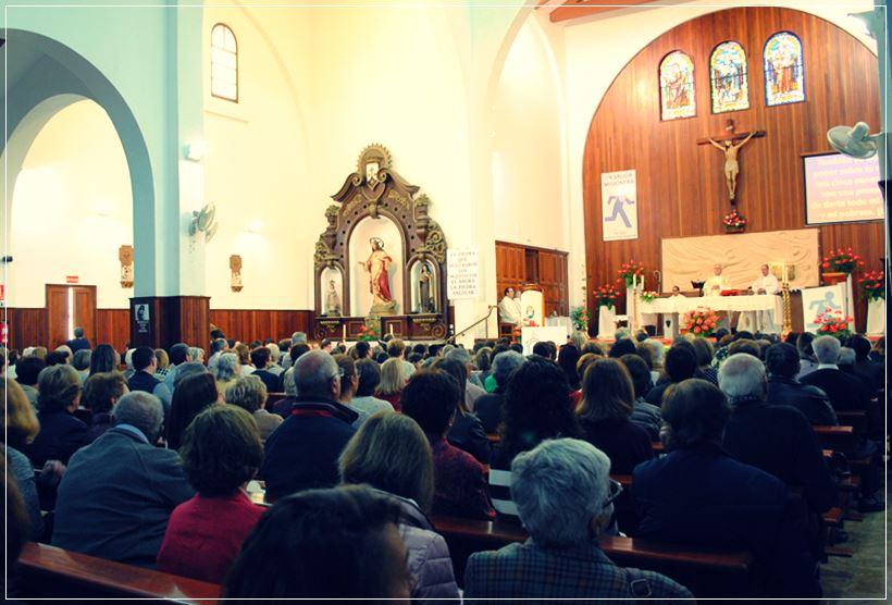Horario habitual de misas