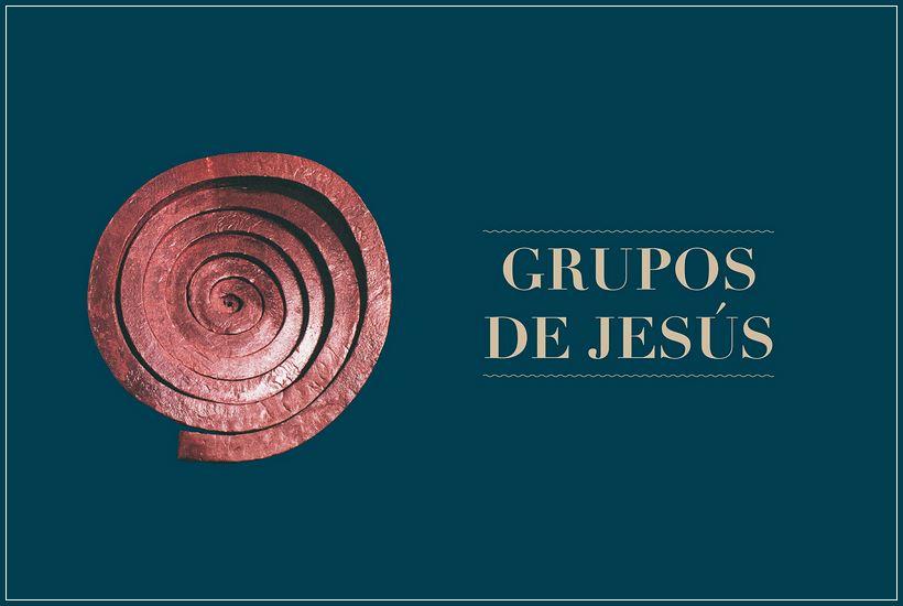 Logo Grupos de Jesús