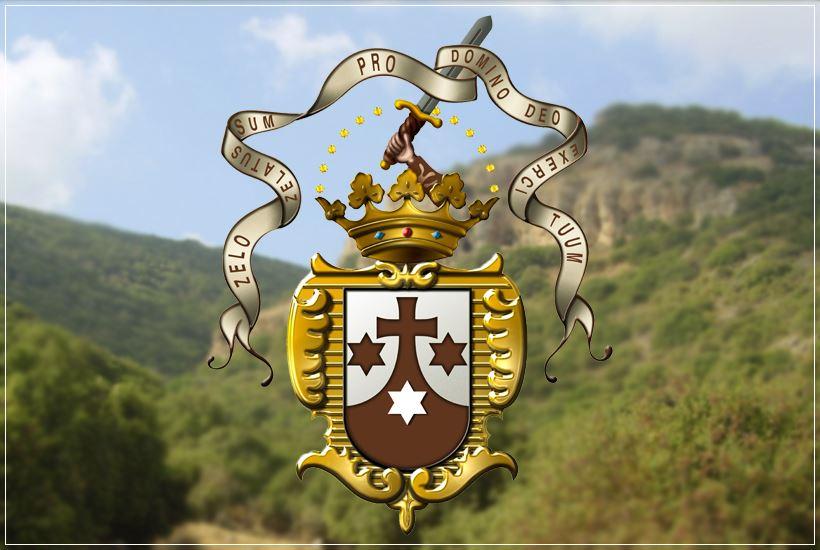 Escudo Orden Carmelitas Descalzos