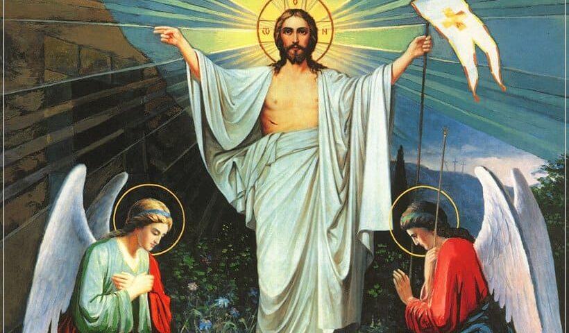 Jesús, Dios de vivos