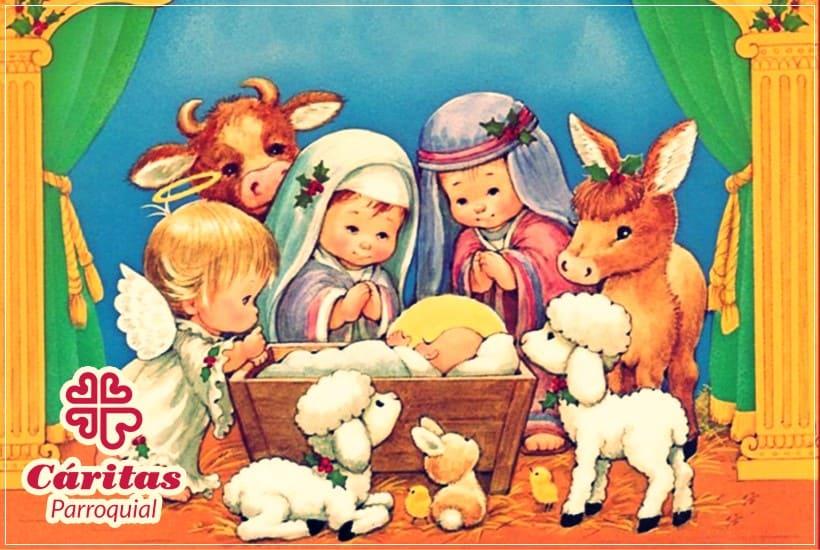 Cáritas Parroquial: Campaña de Navidad