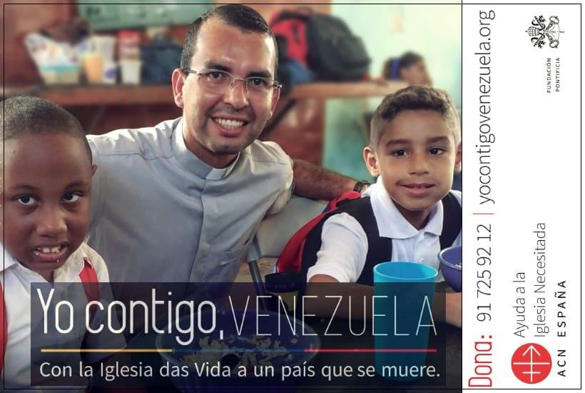 Yo contigo, Venezuela.