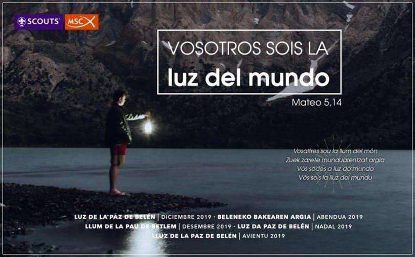 El 21 de diciembre, la Luz de la Paz de Belén llegará a La Laguna.