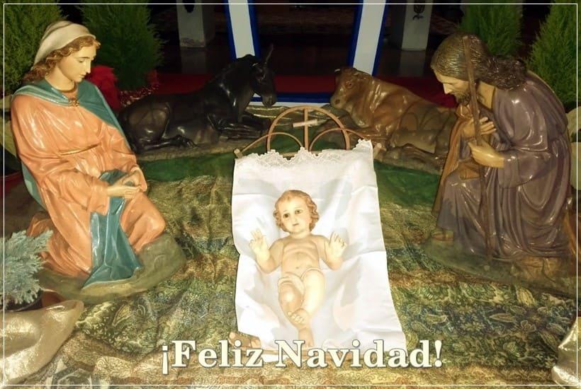 Feliz Navidad Parroquia de Santo Domingo de Guzmán