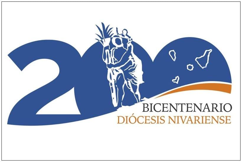 Logo Bicentenario Diócesis Nivariense