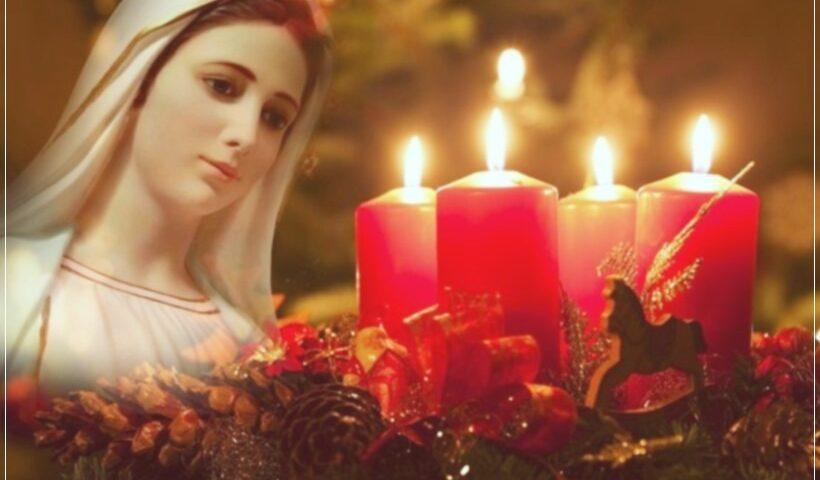 María del Adviento