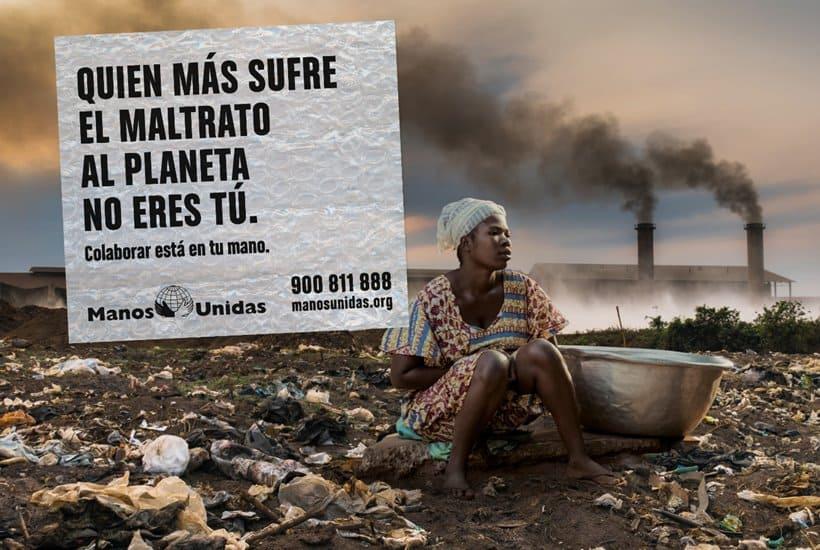 Imagen Campaña Manos Unidas 2020