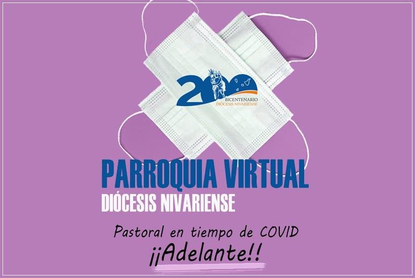 Reactivada la Parroquia Virtual en la web www.obispadodetenerife.es