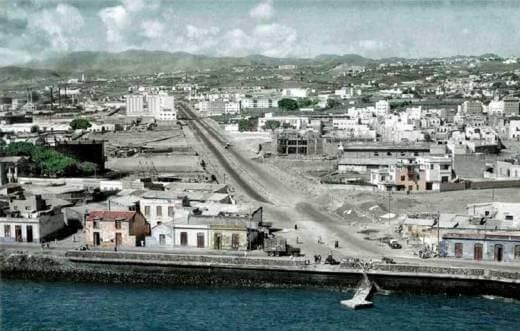 Barrios de Los Llanos y El Cabo.